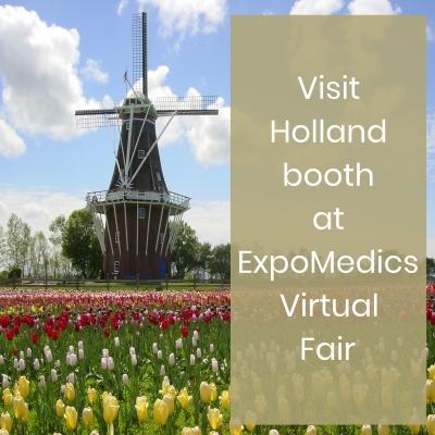 Holland Virtual fair advertise