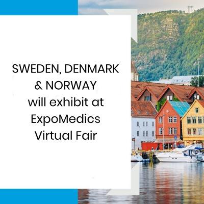Sweden Virtual fair advertise